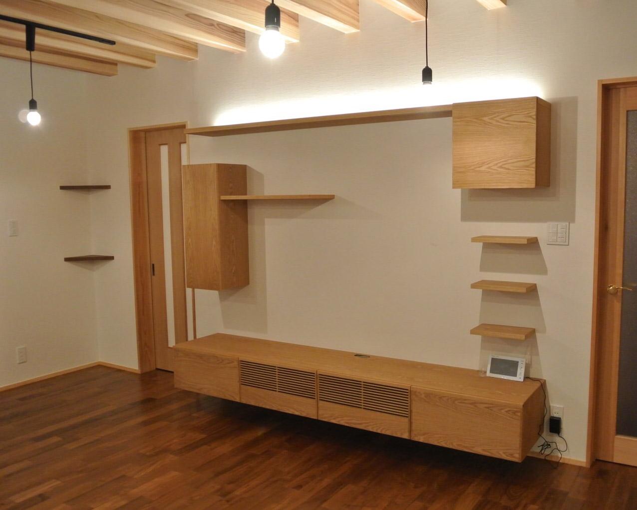 藤井家具製作所 作品事例